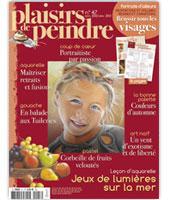 Le Magazine Plaisirs De Peindre Le Coach De Vos Envies Créatives